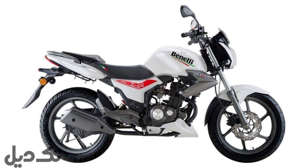 موتورسیکلت بنلی مدل TNT 15