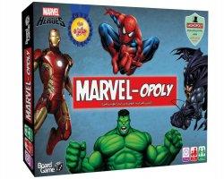 Marvel Monopoly بازی فکری در فروشگاه اینترنتی