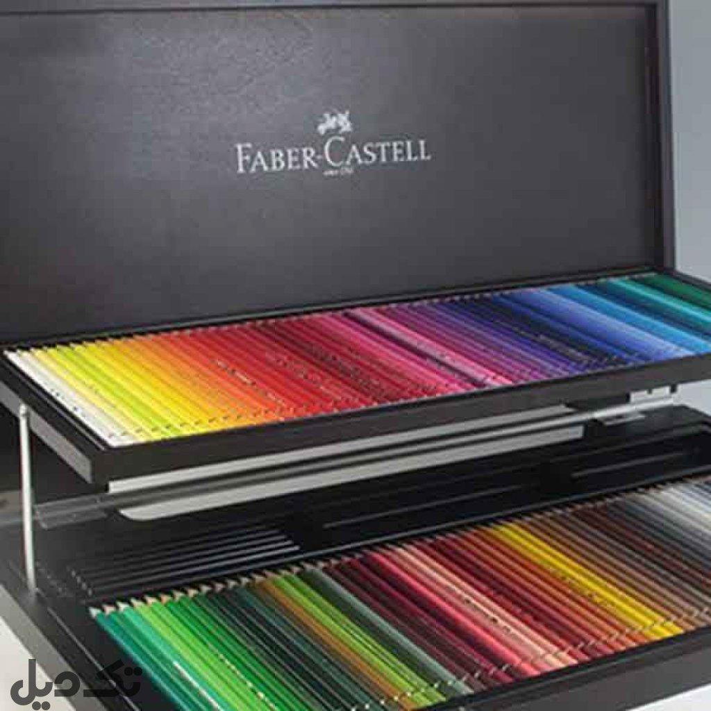 مداد رنگی 120 رنگ