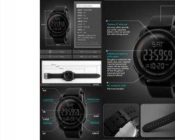 ساعت مچی دیجیتالی اسکمی در فروشگاه اینترنتی