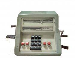 ماشین حساب آنتیک در فروشگاه اینترنتی