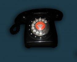 تلفن قدیمی  انگلیسی در فروشگاه اینترنتی