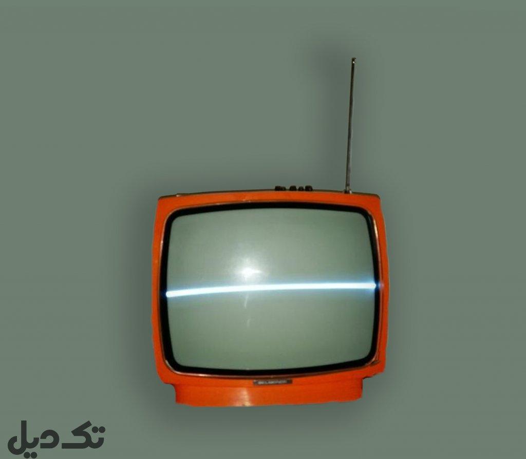 تلویزیون آنتیک قدیمی