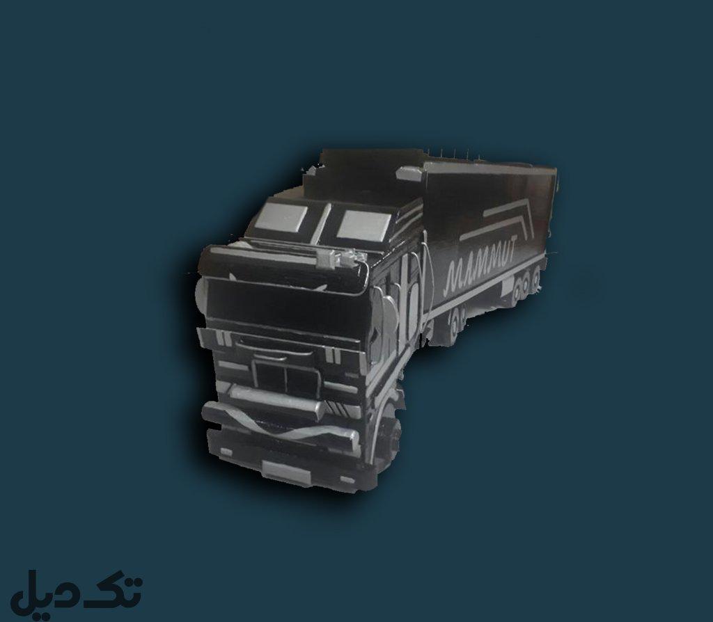 ماکت کامیون ۱۰ چرخ