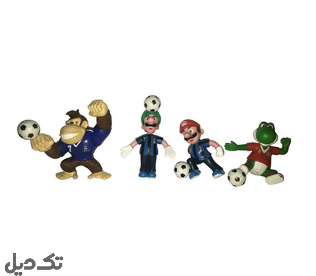 مجموعه مجسمه ماریو