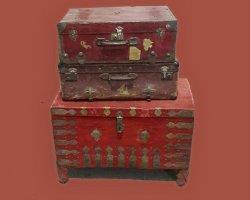 صندوق و چمدان عتیقه در فروشگاه اینترنتی