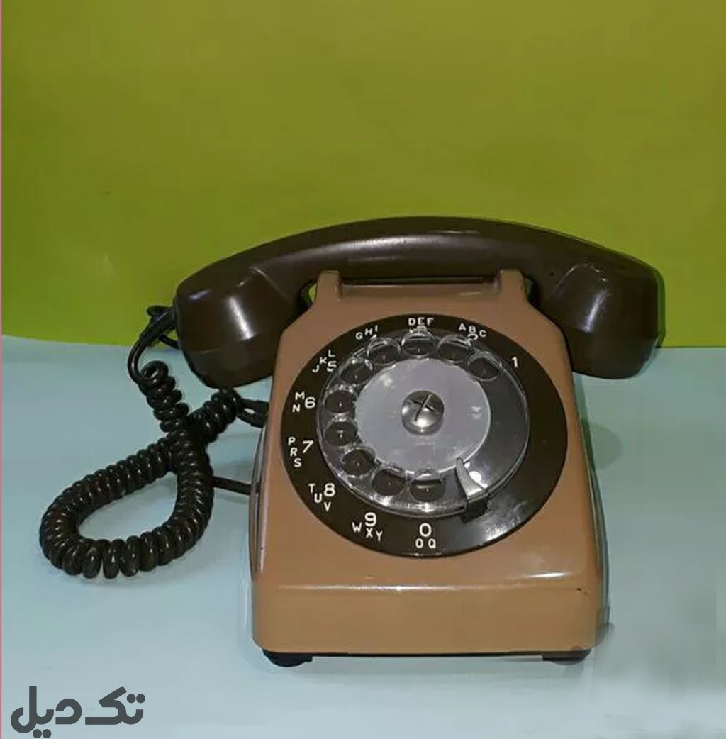 تلفن انگلیسی عتیقه