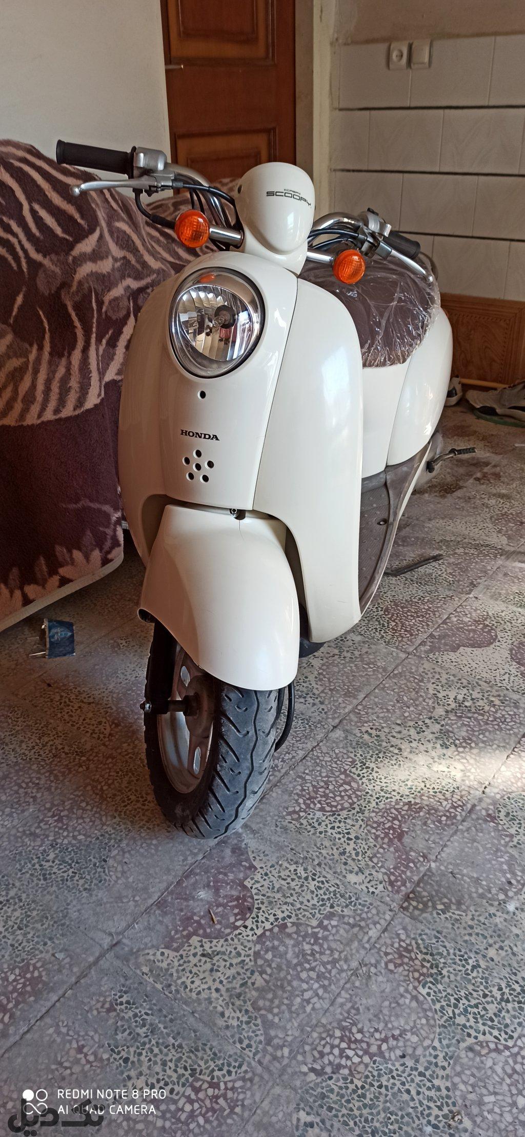 هوندا اسکوپی 50ccمدل 2016