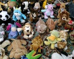 فروش عروسک در فروشگاه اینترنتی