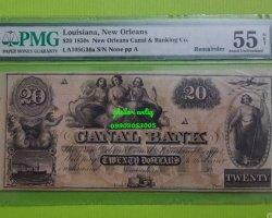 اسکناس 20 دلاری pmg در فروشگاه اینترنتی