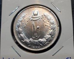 سکه 10ریالی نقره در فروشگاه اینترنتی