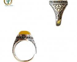 انگشتر نقره عقیق در فروشگاه اینترنتی