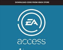EA Accessیک ماهه ایکس باکس در فروشگاه اینترنتی