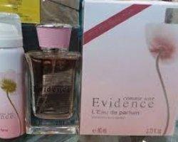 عطر زنانه اویدنس Evidence در حراجی و فروشگاه اینترنتی