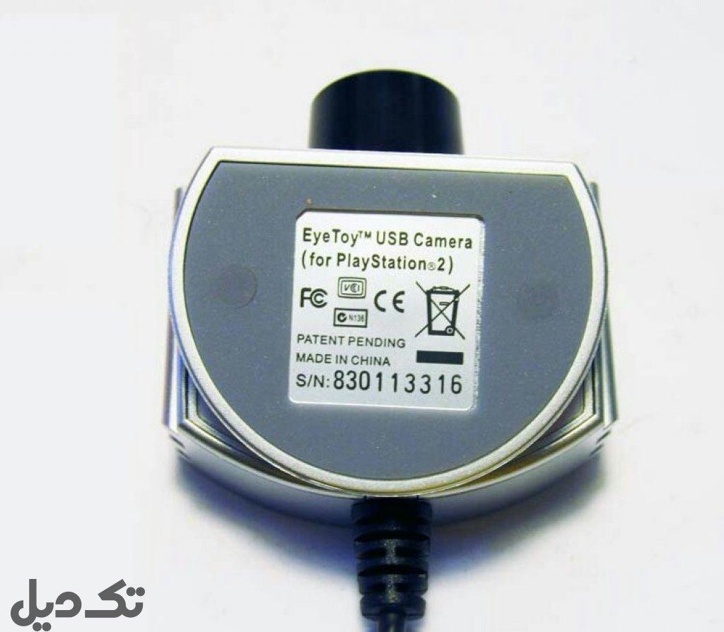 دوربین eye toy پلی استیشن