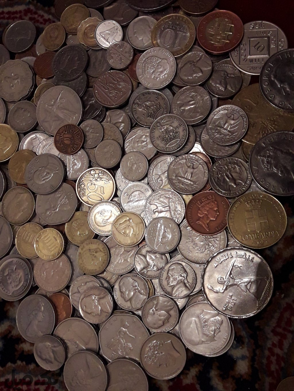 کلی سکه خارجی