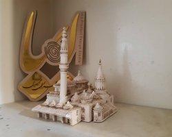 مجسمه ی آرامگاه مولانا در فروشگاه اینترنتی