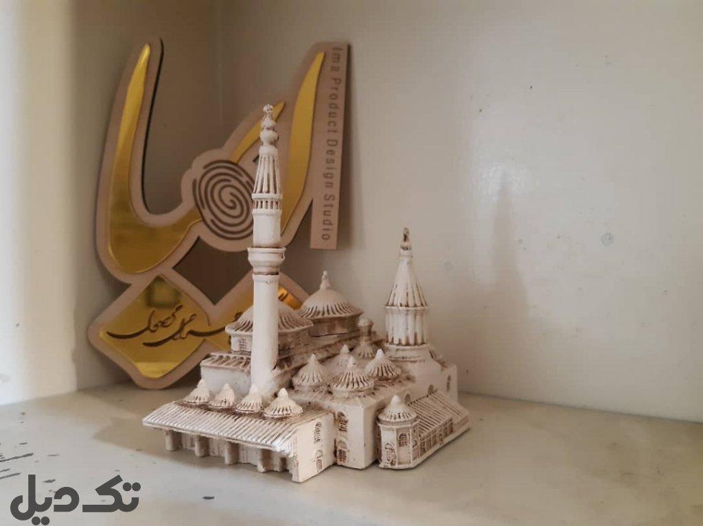 مجسمه ی آرامگاه مولانا