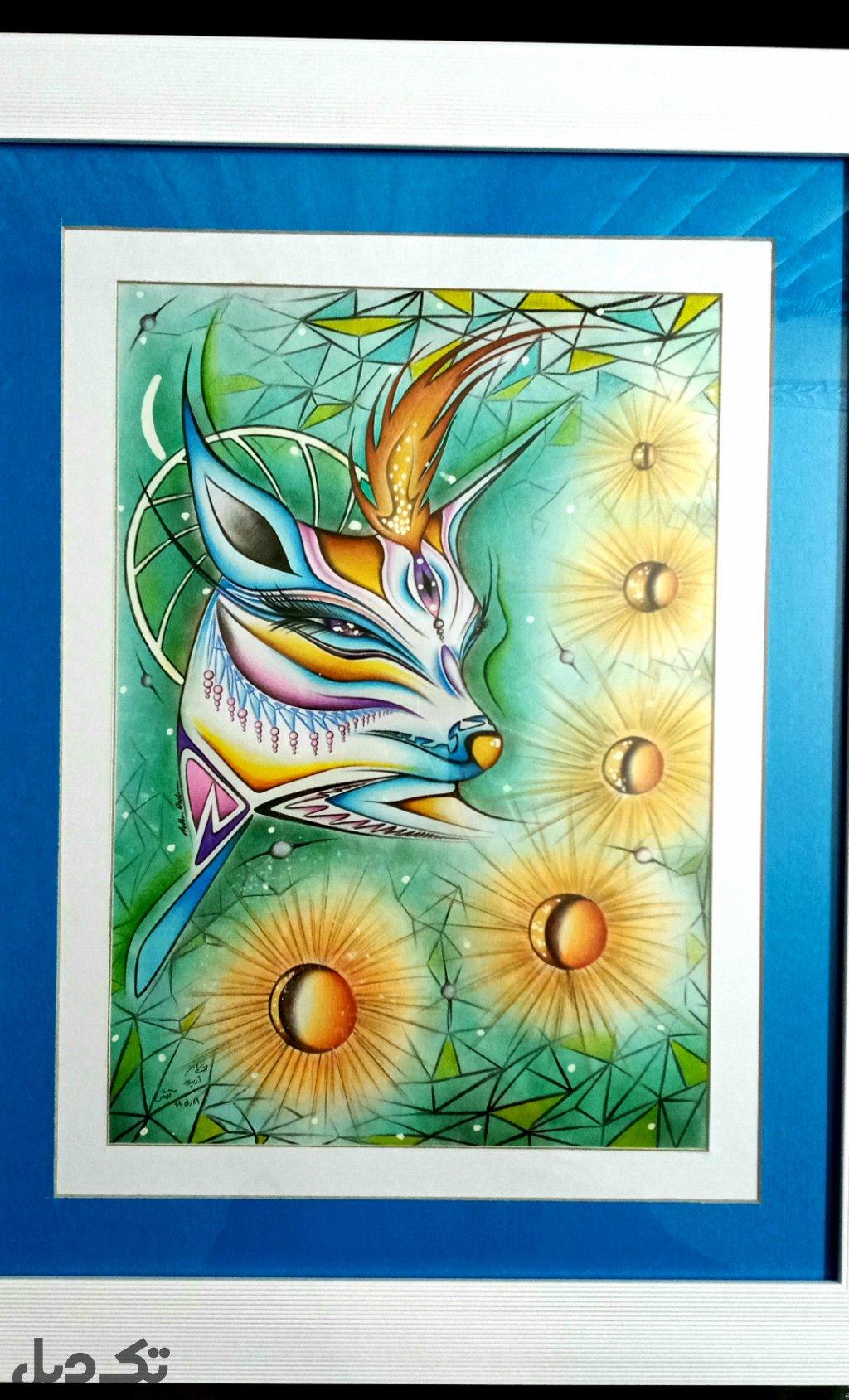 مزایده تابلو نقاشی