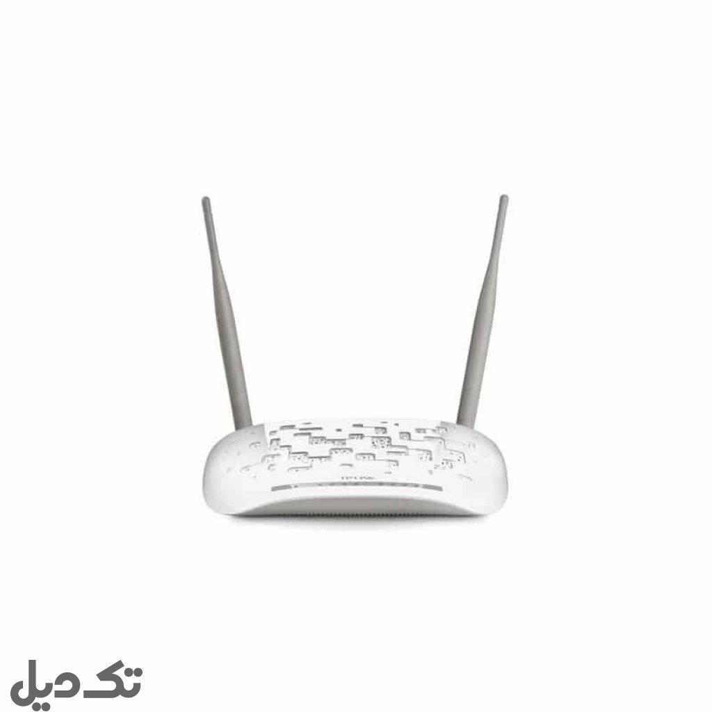 مودم روتر ADSL2 Plus بیسی