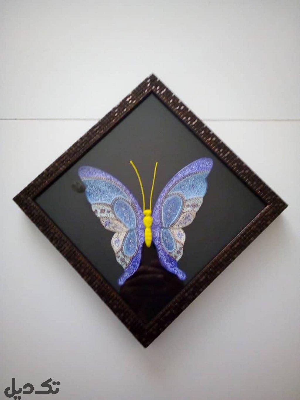 پروانه میناکاری
