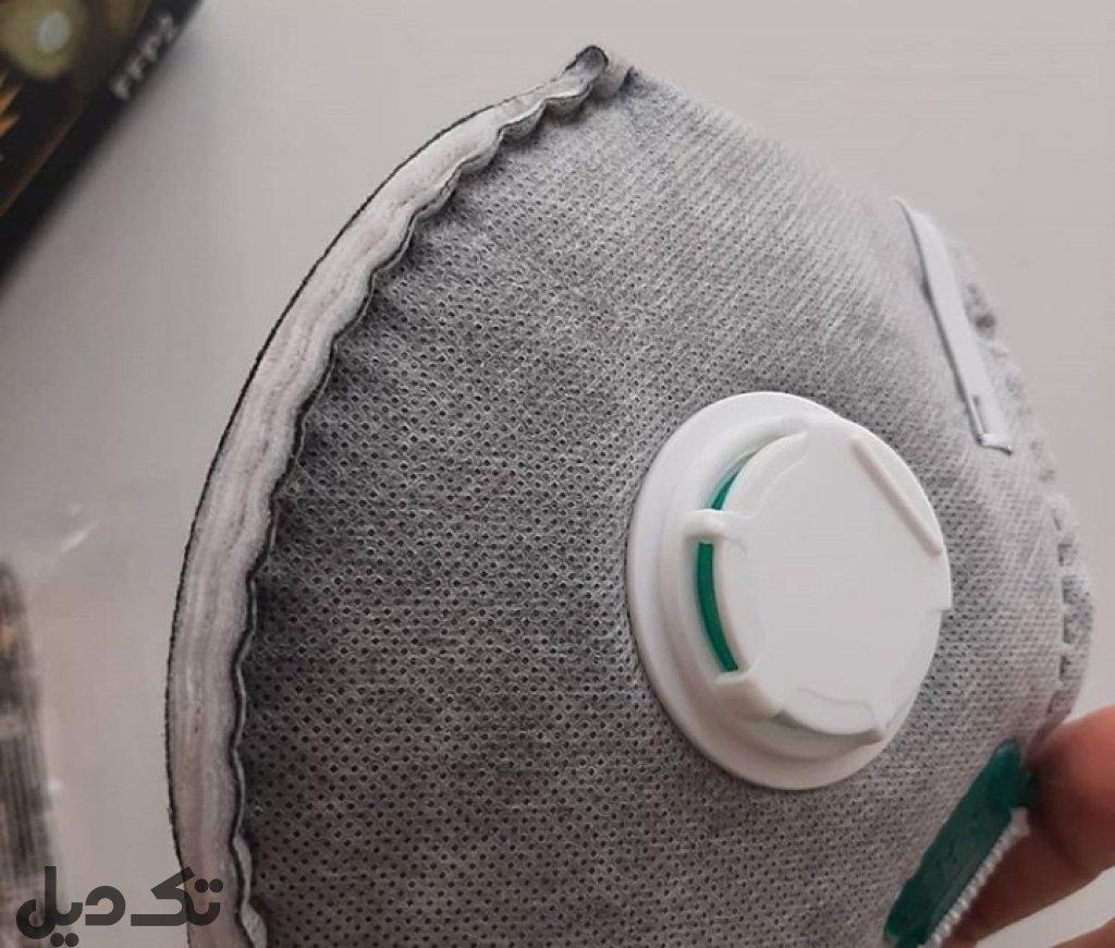ماسک بهداشتی تنفسی SPC N95
