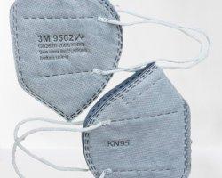 ماسک بدون سوپاپ Kn95 3M در حراجی و فروشگاه اینترنتی