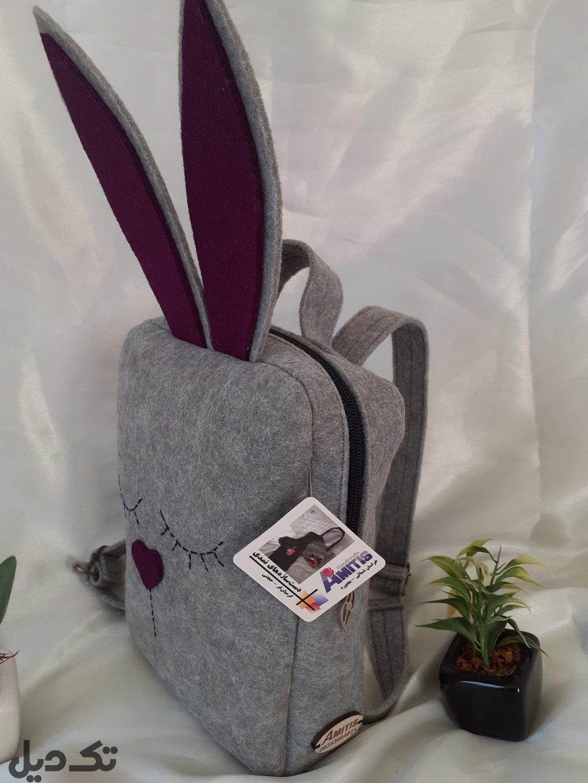 کوله آمیتیس طرح خرگوش