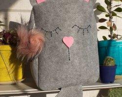 کوله فانتزی طرح گربه در حراجی کالا