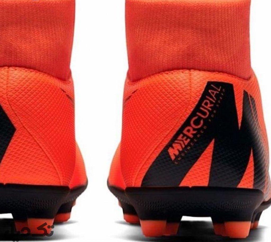 کفش فوتبال ساقدار نایک