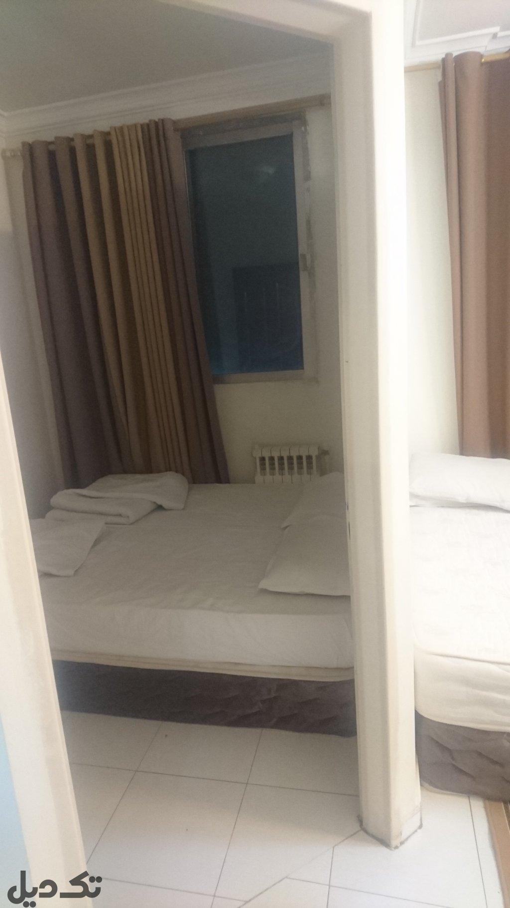 هتل آپارتمان در مشهد