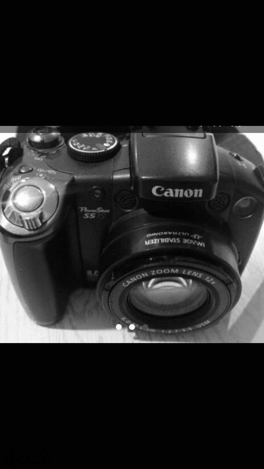 دوربین کانن ٨ مگا پیکسل