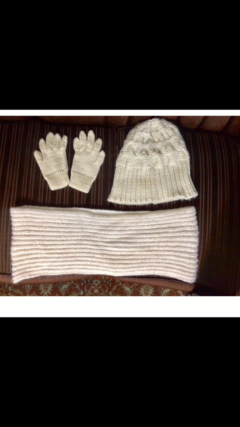 کلاه شال دستکش