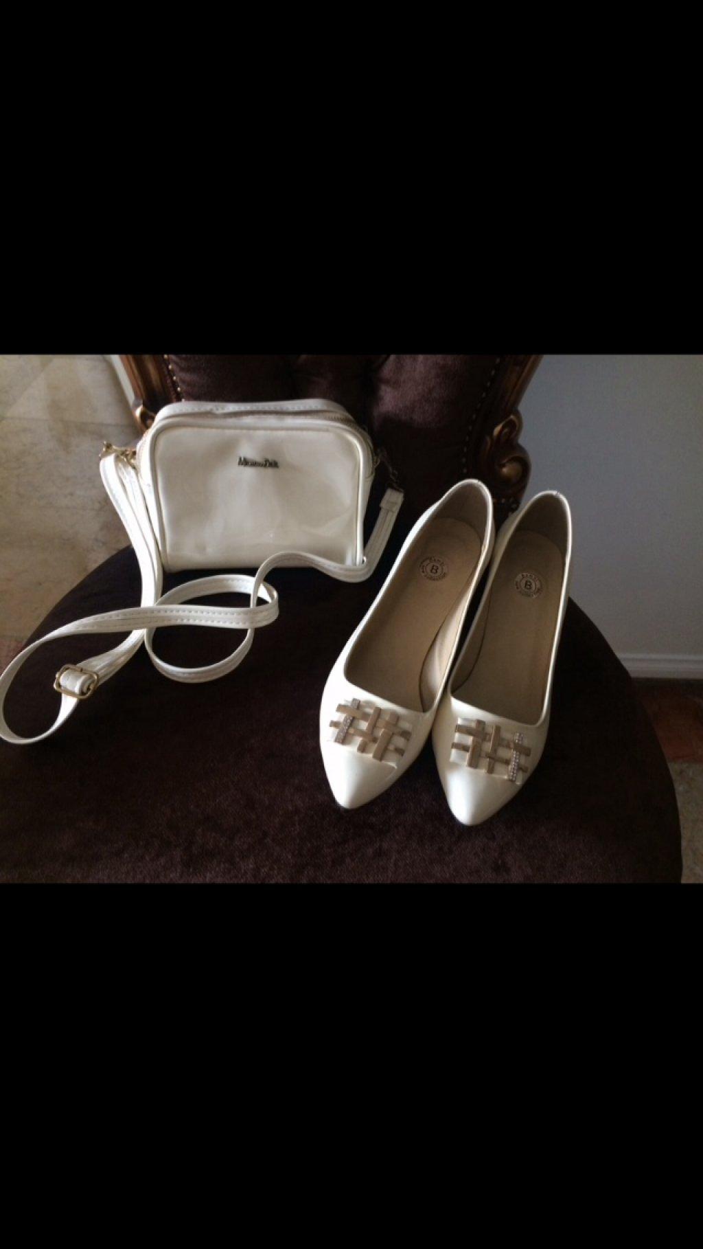 کیف و کفش ورنى سایز ٣٨