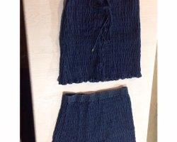 تاپ و دامن جین سایز ٣٦ در حراجی و فروشگاه اینترنتی