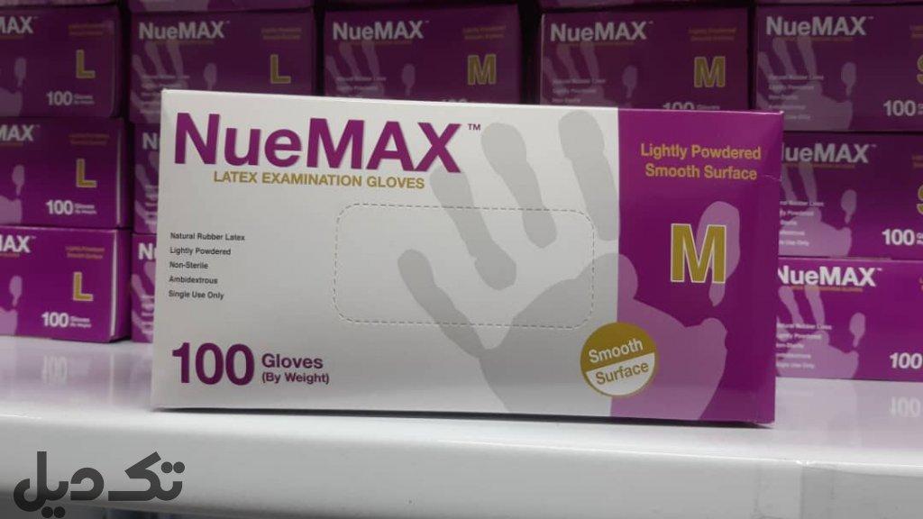 دستکش لاتکس nueMAX مالزی
