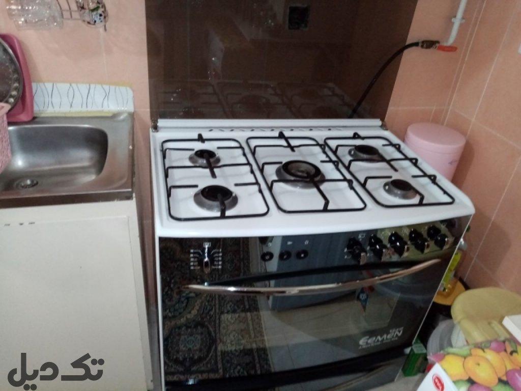 وسایل آشپزخانه گاز