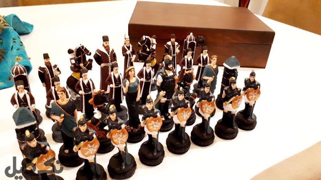 شطرنج آنتیک اتریشی
