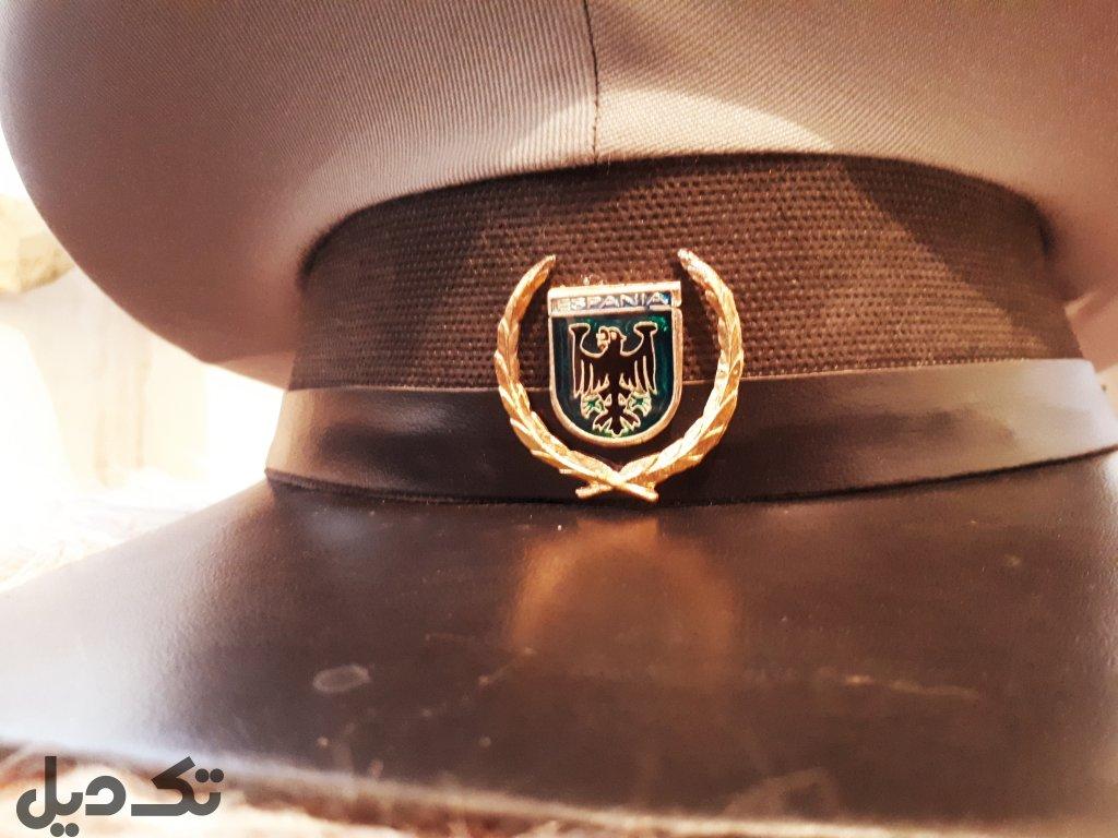 کلاه نظامی قدیمی