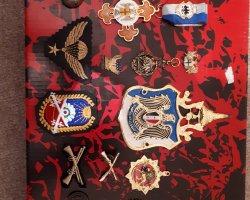 مجموعه مدال قدیمی در حراجی و فروشگاه اینترنتی