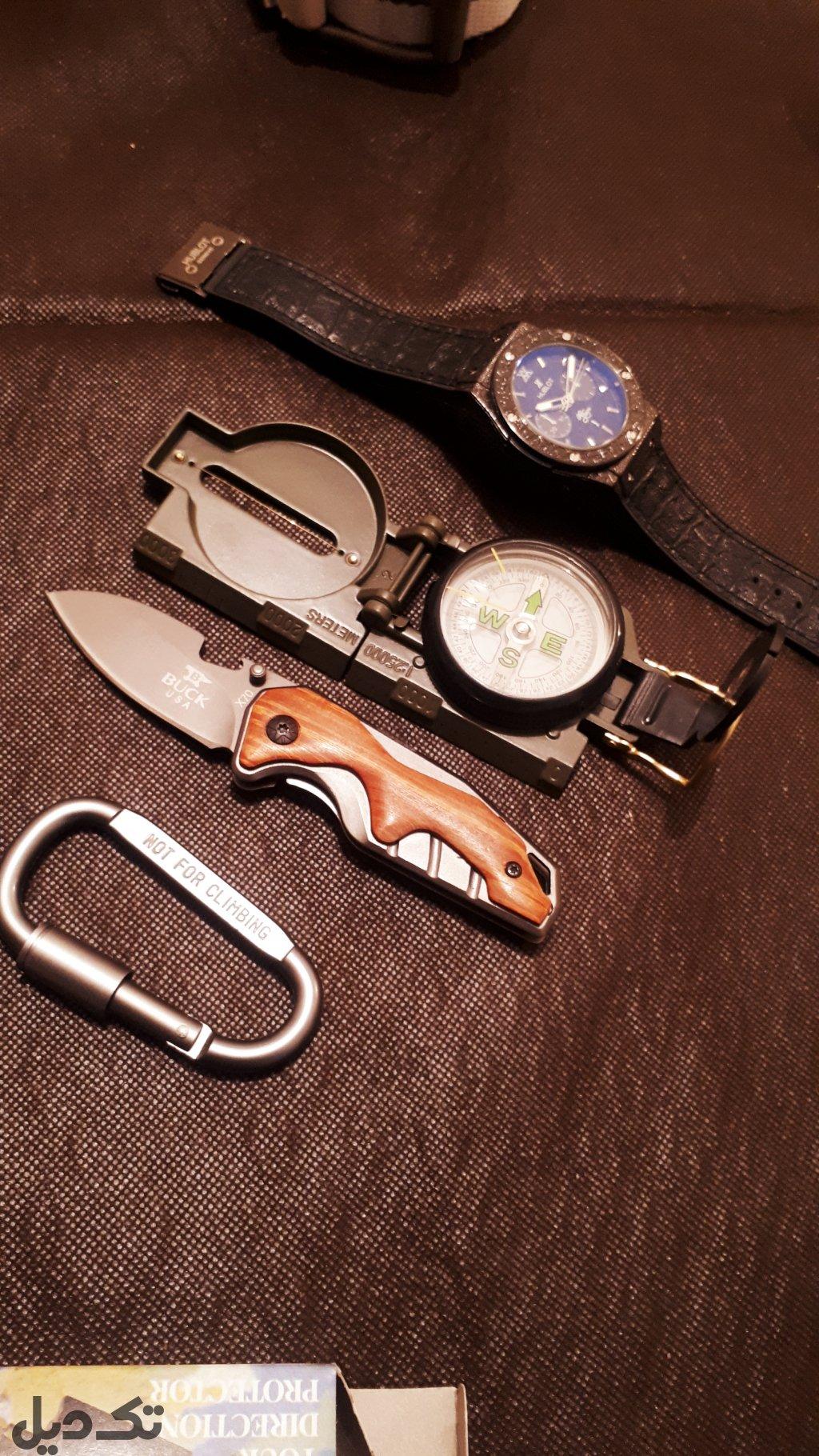 چاقو باک آمریکا
