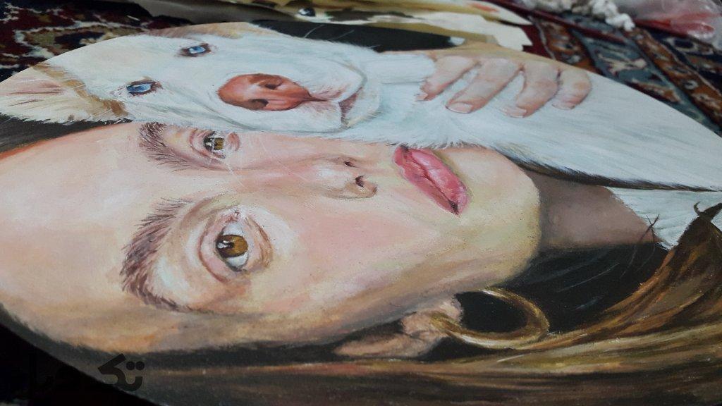 نقاشی آکریلیک