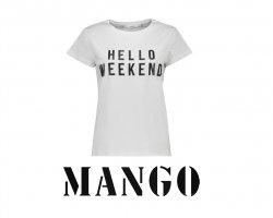 تی شرت مانگو در فروشگاه اینترنتی