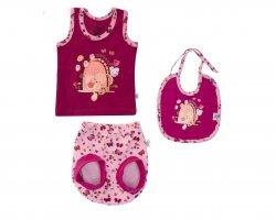 ست 3 تکه لباس نوزادی در فروشگاه اینترنتی