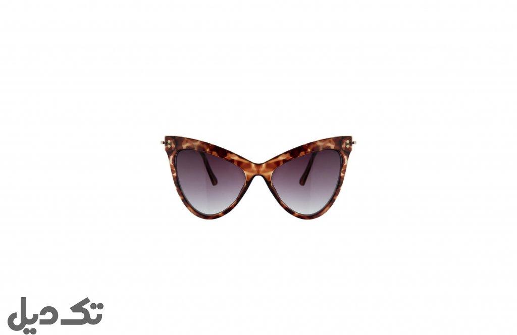 عینک آفتابی مدل گربه ای
