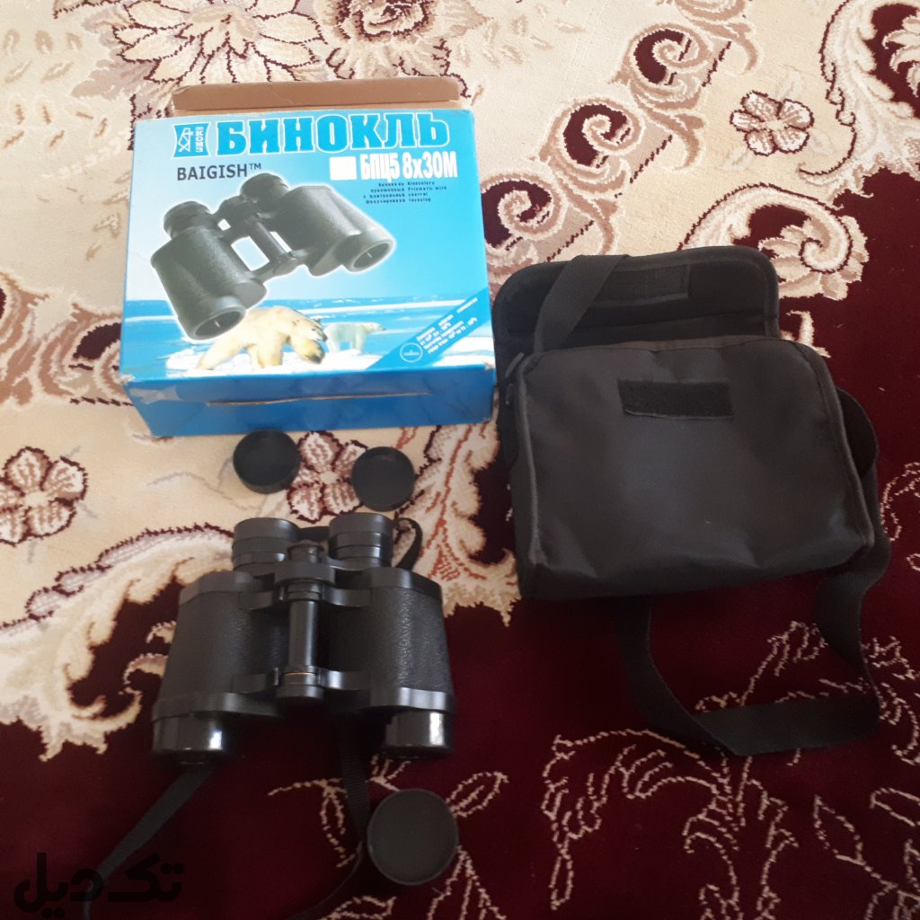 دوربین شکاری باگیش اصل