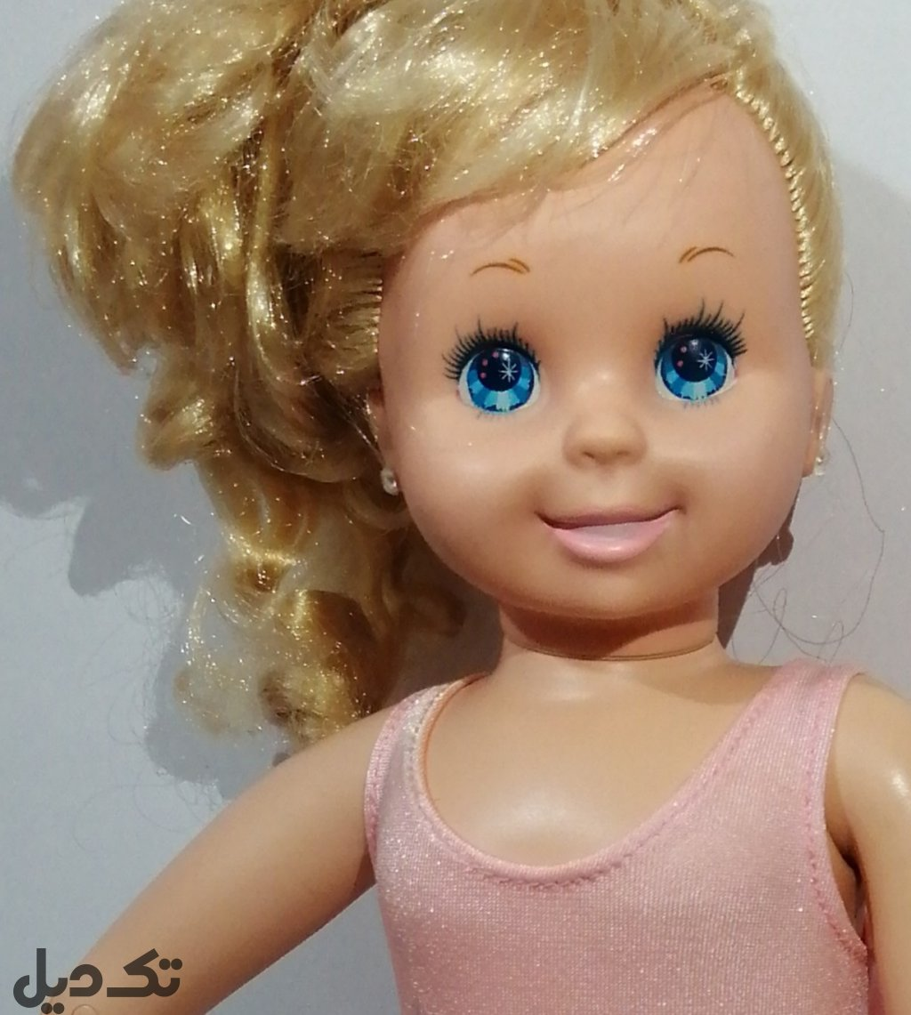 عروسک بالرین 1989 تایکو