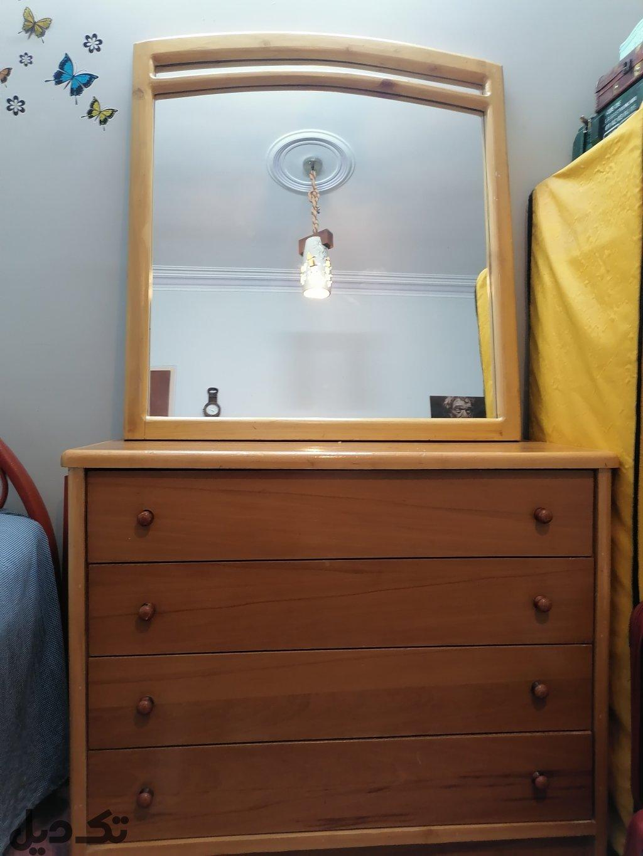 آینه و دراور