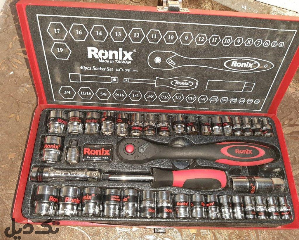 بکس ۴۰پارچه رونیکس