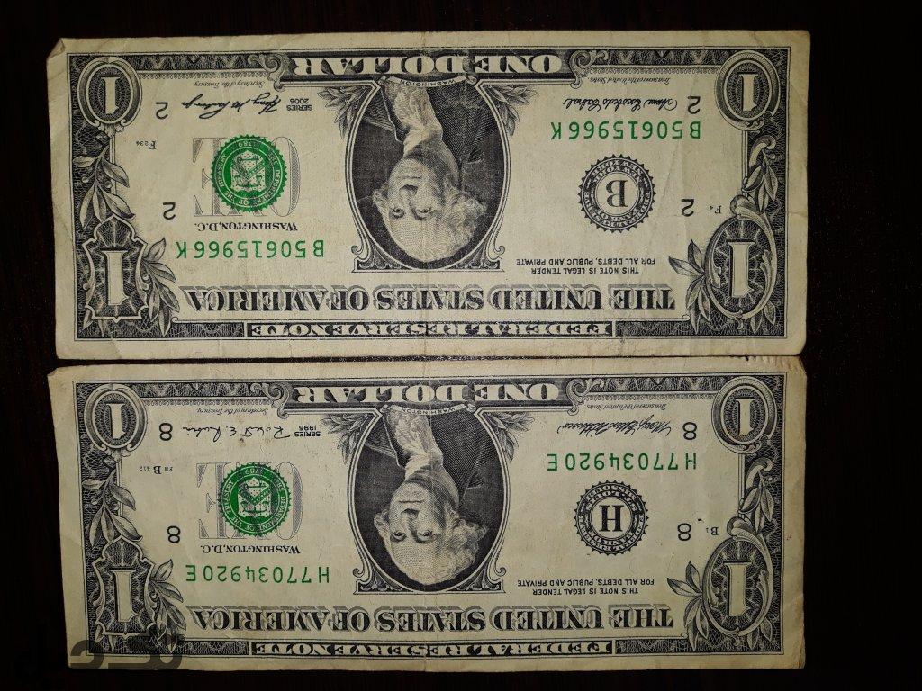دلار سال۱۹۹۵ و ۲۰۰۶